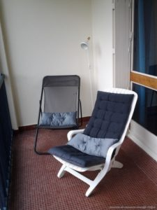 gîte-location-de-vacances-roscoff tithja loggia