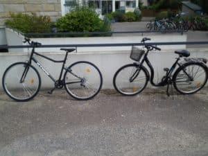 gîte-location-de-vacances-roscoff tithja vélos